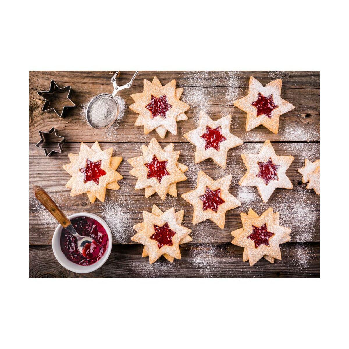 Deska kuchenna CHRISTMAS STARS ALFA-CER