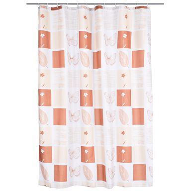 Zasłonka tekstylna FJARIL 180 x 200 cm DUSCHY