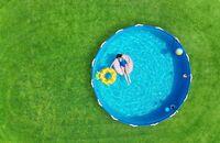 Basen dla ochłody – wybieramy basen ogrodowy