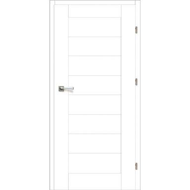 Skrzydło drzwiowe pełne Imperia Białe 90 Prawe Artens