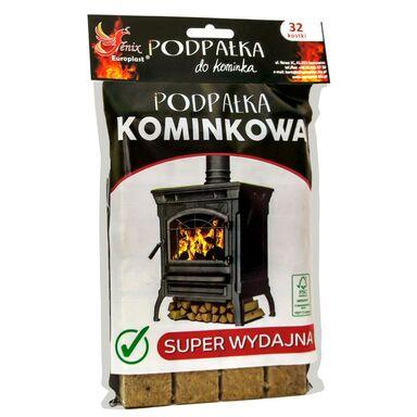 Podpałka - trociny SUPER WYDAJNA 0.16kg EURO-PLAST