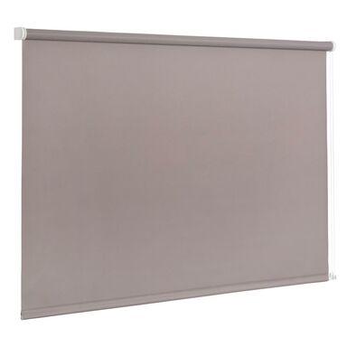 Roleta okienna REGULAR 140 x 220 cm taupe beżowa INSPIRE
