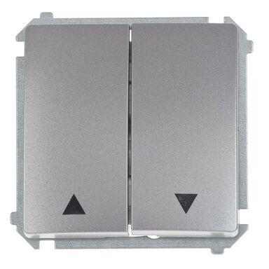 Włącznik żaluzjowy BASIC  inox  SIMON