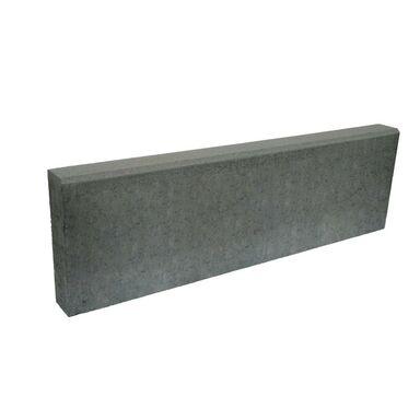 Obrzeże Betonowe Szare 100 X 20 X 6 Cm Baumabrick