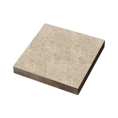 Płyta betonowa GRANIT ŻÓŁTA szer. 35 x dł. 35 x gr. 5 cm BRUK-BET