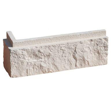 Narożnik CARRARA BEIGE 21,5 x 6 cm AKADEMIA KAMIENIA