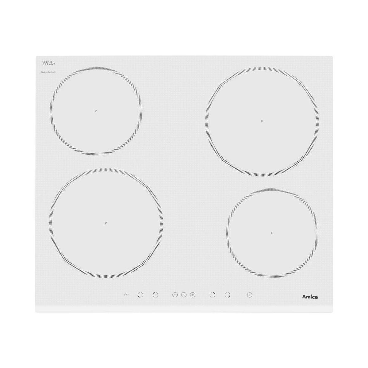 Płyta Indukcyjna Pi6140 Pwtk Amica Płyty Indukcyjne I Ceramiczne