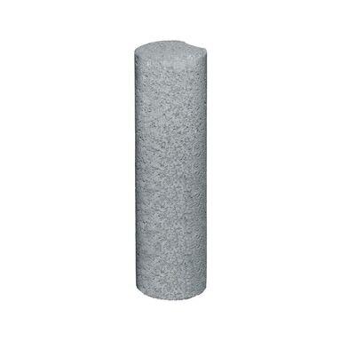 Palisada betonowa OKRĄGŁA Szara 25 cm BAUMABRICK