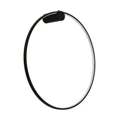 Kinkiet łazienkowy Mirror IP44 czarny 60 cm LED Light Prestige