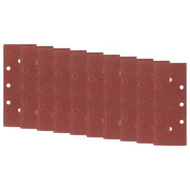 Papier ścierny z otworami 2+6 2+6 gr: 50dł. 230  szer. 93  DEXTER