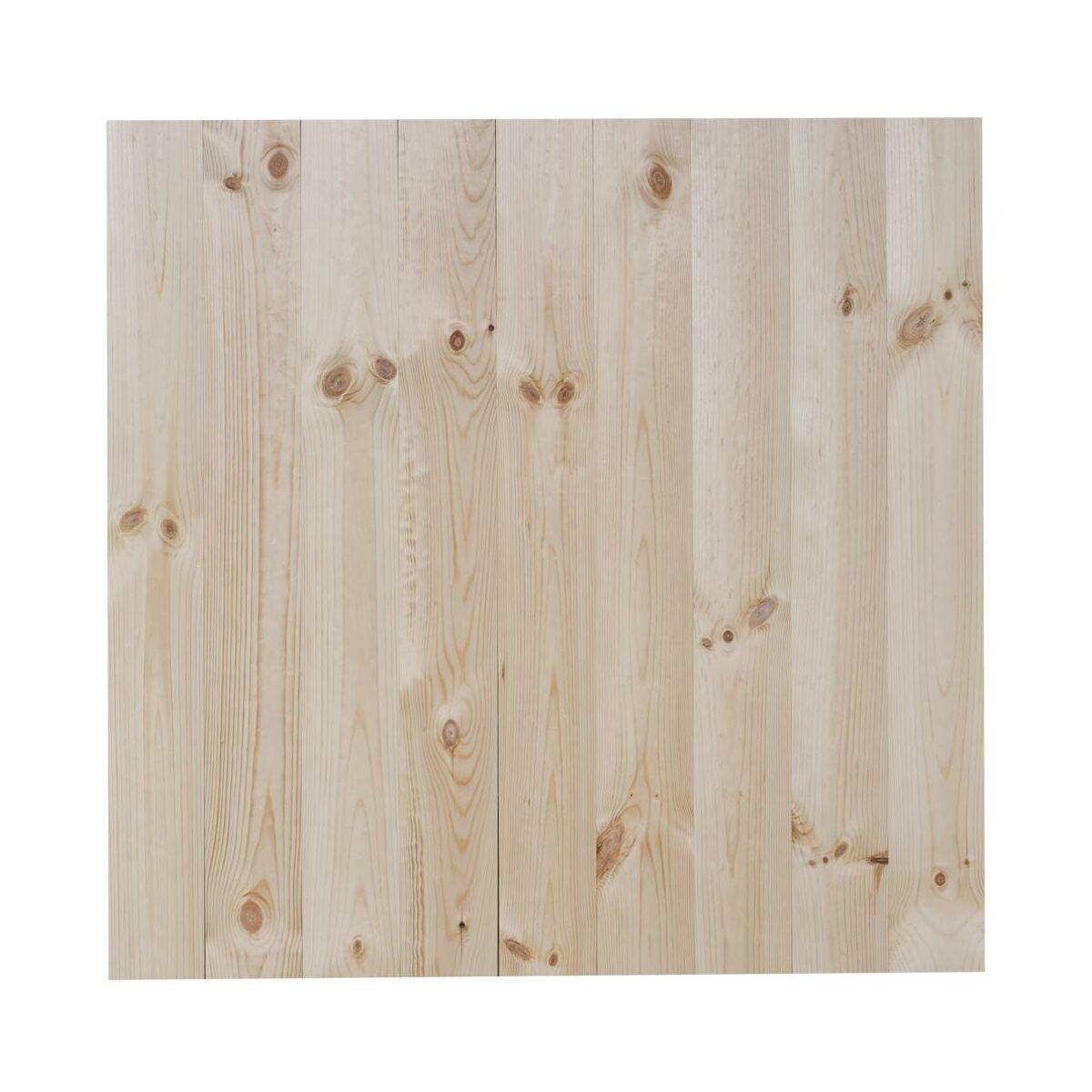 Deska Lita Sosna Rustic 1 Lamelowa Surowa 20 Mm Floorpol Deski Podlogowe W Atrakcyjnej Cenie W Sklepach Leroy Merlin