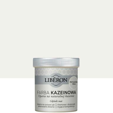 Farba do drewna KAZEINOWA Przygaszona perła 0.5 L LIBERON