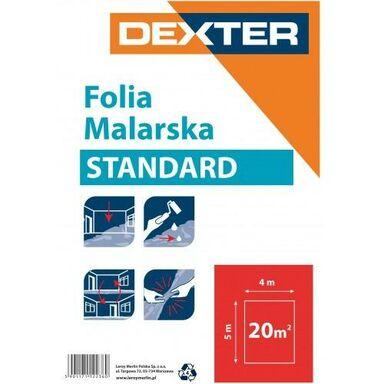 Folia ochronna STANDARD szer. 4 DEXTER