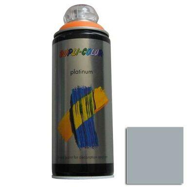 Spray PLATINUM Srebrnoszary0,4 l  DUPLI- COLOR