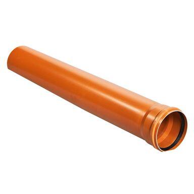 Rura kanalizacyjna zewnętrzna SN2 160 mm/1 m DREWPLAST