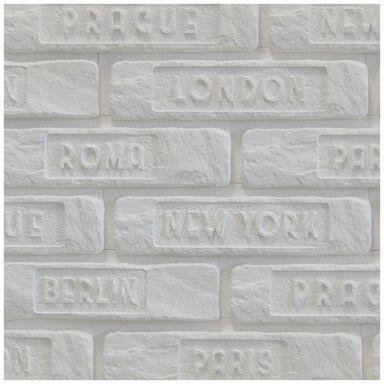Kamień dekoracyjny gipsowy Harvard Biały miasta 0.22m2 Max-Stone