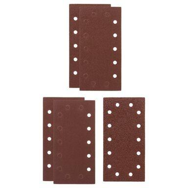Papier ścierny UNIWERSALNY P40/P80/P120 230 x 115 mm DEXTER