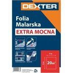 Folia ochronna EXTRA MOCNA szer. 4 DEXTER
