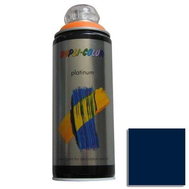 Spray PLATINUM Szafirowy0,4 l  DUPLI- COLOR