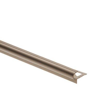 Profil wykończeniowy SCHODOWY aluminium EASY LINE