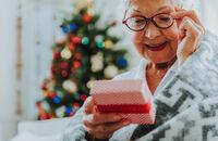 Prezent dla emerytki