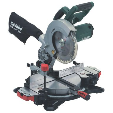 Pilarka ukosowa METABO 1350 W 216 mm KS-216-M LASERCUT