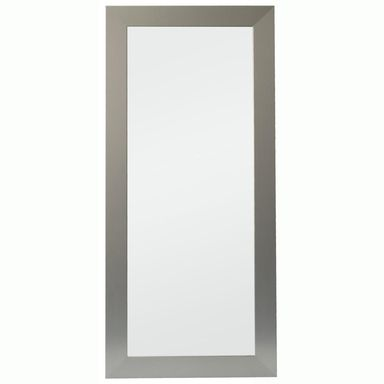 Lustro Loft srebrne 70 x 170 cm Inspire