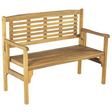 Ławka ogrodowa drewniana PORTO NATERIAL składana