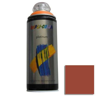 Spray PLATINUM Terakota 0,4 l  DUPLI- COLOR