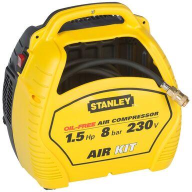 Kompresor bezolejowy AIR KIT 8215190STN595 6 l 8 bar STANLEY