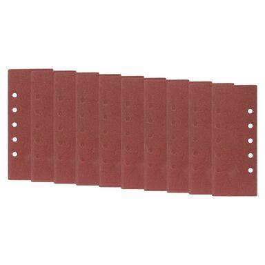 Papier ścierny 5+5  280 x 115 mm  0 mm  P80 DEXTER