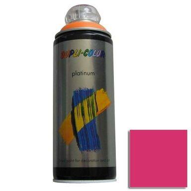 Spray PLATINUM Różowy0,4 l  DUPLI- COLOR
