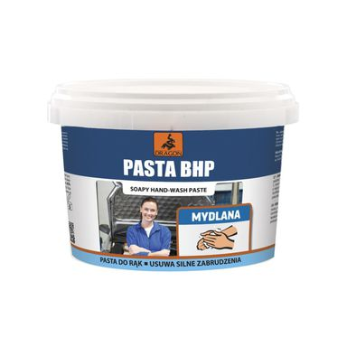 Pasta rąk BHP 0.5 kg mydlana DRAGON