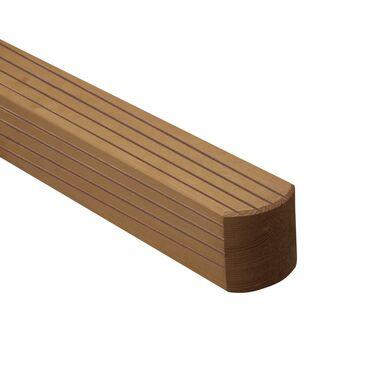 Kantówka drewniana 7x7x180 cm brązowa MALVA WERTH-HOLZ