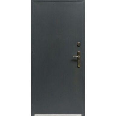 Drzwi wejściowe REGULUS PLUS Antracyt 80 Lewe EVOLUTION