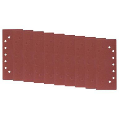Papier ścierny 4+10  280 x 115 mm  0 mm  P120 DEXTER