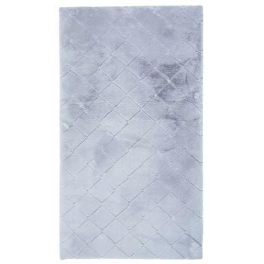 Dywan shaggy Modena szary 160 x 220 cm