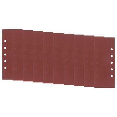 Papier ścierny 4+10  280 x 115 mm  0 mm  P180 DEXTER