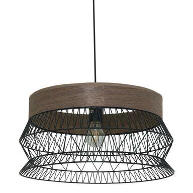 Lampa wisząca MANAM czarna E27 INSPIRE