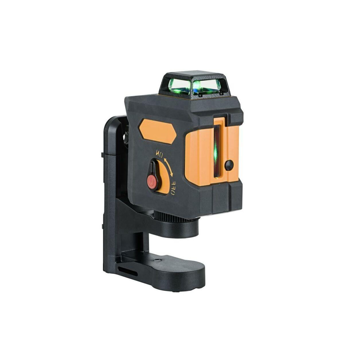 Poziomnica Laserowa Geo1x 360 Green Geo Fennel Urzadzenia Laserowe W Atrakcyjnej Cenie W Sklepach Leroy Merlin