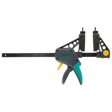 Ścisk automatyczny do desek podłogowych 450 mm 6985000 Wolfcraft