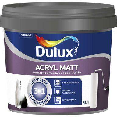 Farba wewnętrzna ACRYL MATT 5 l DULUX