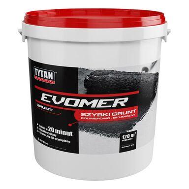 Grunt bitumiczny polimerowo-bitumiczny EVOMER 18 kg TYTAN PROFESSIONAL