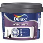 Farba Dulux Acryl Matt Biały 10 l