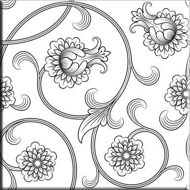 Dekor LUCIDO PATCHWORK4 15X15 ALFA-CER