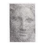 Dywan PASTEL 3D szary 120 x 170 cm