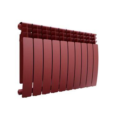 Grzejnik aluminiowy LATUS 575/800 METALLIC RED TERMA