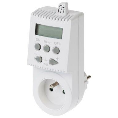 Elektroniczny termostat gniazdkowy TS05 ELEKTROBOCK CZ