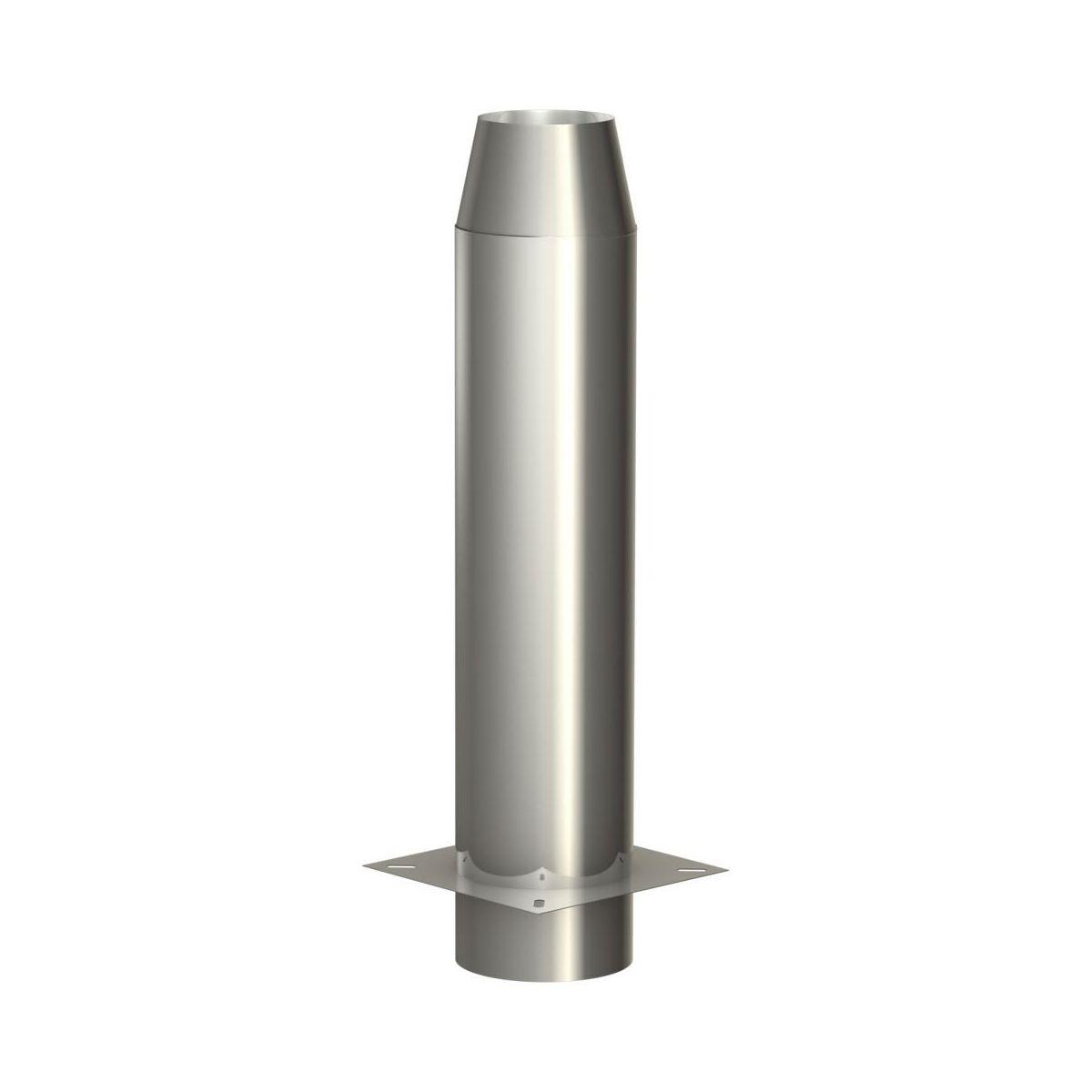Przedluzenie Izolowane Komina 200 Mm Mk Odprowadzenie Spalin W Atrakcyjnej Cenie W Sklepach Leroy Merlin
