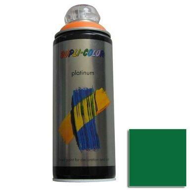 Spray PLATINUM Zielony liściasty0,4 l  DUPLI- COLOR
